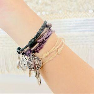 Jewelry - Twine Charm Bracelet